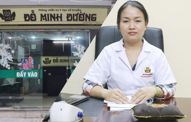 Lương y Nguyễn Thị Đoan Trinh - Cứu tinh cho chị em bị bệnh phụ khoa