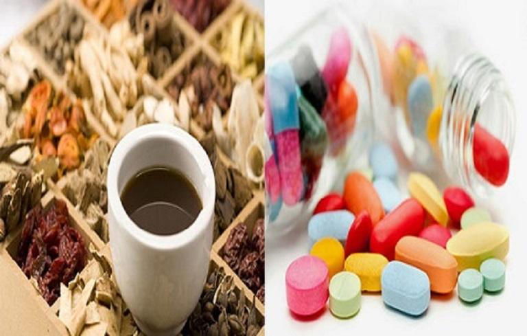 Điều trị rong kinh bằng Đông y, thảo dược tự nhiên được cho là an toàn và hiệu quả hơn, không lo lắng về tác dụng phụ như khi sử dụng Tây y