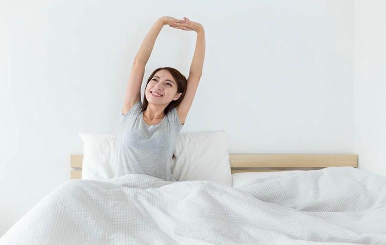 Hãy giữ cho tâm trạng thoải mái để hỗ trợ điều trị bệnh tốt hơn