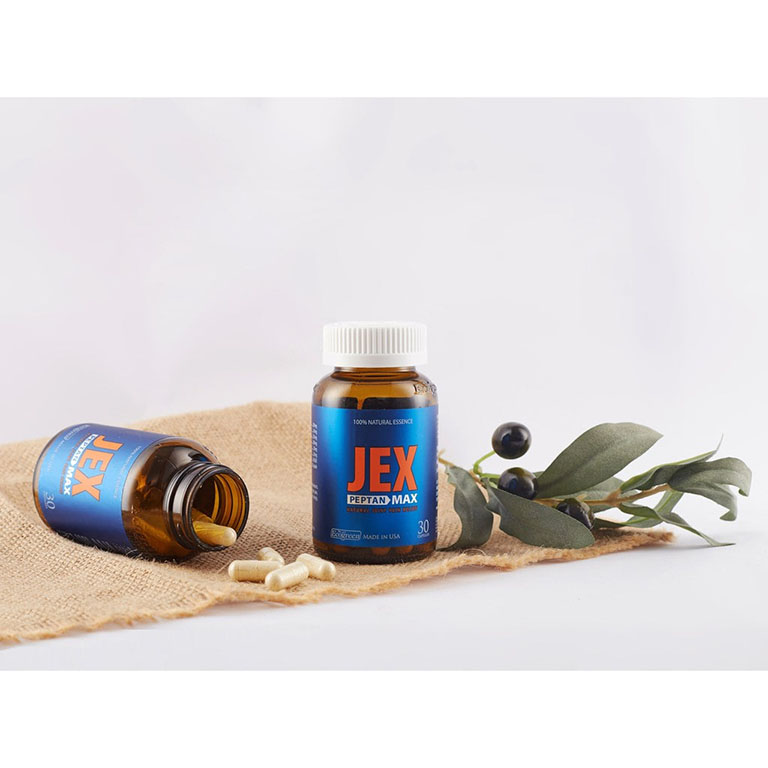 Thực phẩm chức năng Jex Max điều trị thoái hóa khớp gối