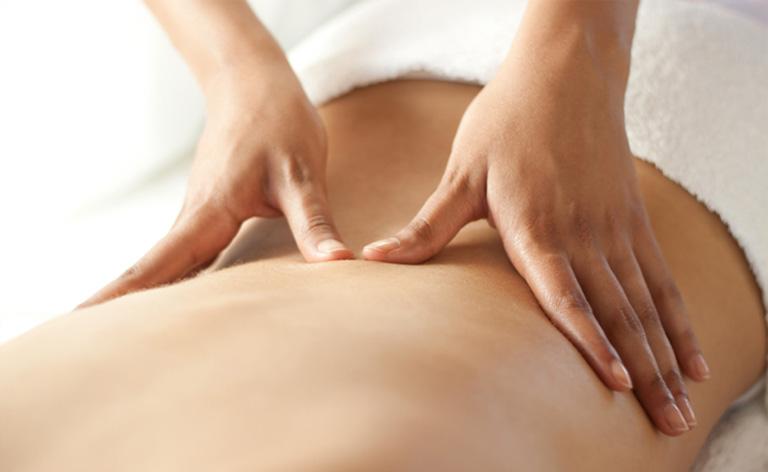 Massage giúp đẩy lùi cơn đau thắt lưng nhanh chóng và hiệu quả