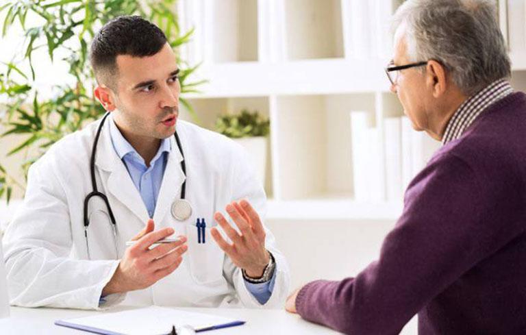 Nếu mất ngủ kéo dài hãy gặp bác sĩ để được tư vấn cách điều trị hiệu quả