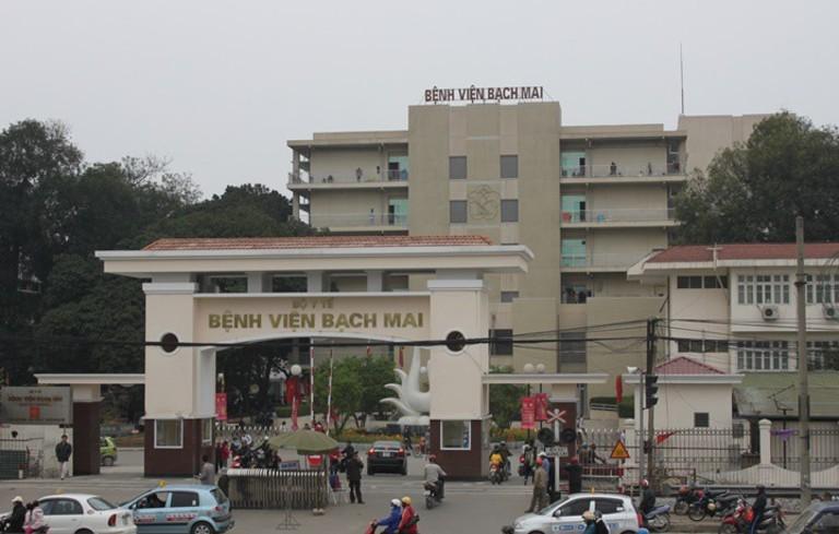 Mổ sỏi túi mật ở bệnh viện Bạch Mai