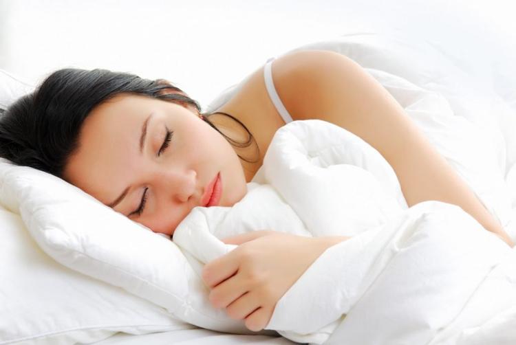 Ngủ đủ giấc giúp cải thiện sức khỏe tổng thể rất tốt