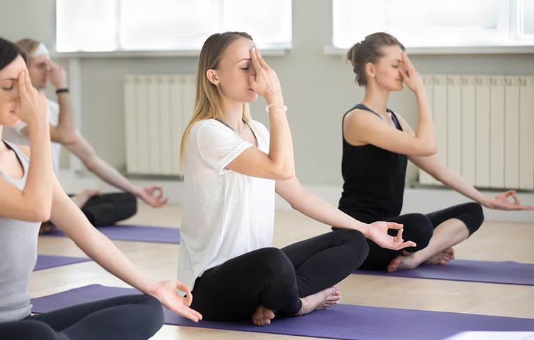 Những bài tập Yoga tốt cho hệ tiêu hóa