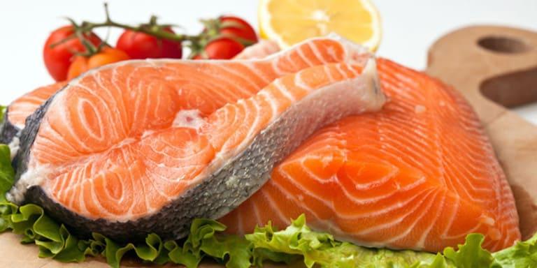 Các loại cá nói chung và cá hồi nói riêng rất tốt cho sự phát triển của sụn khớp.