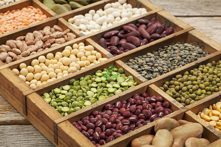 Ngũ cốc và các loại hạt