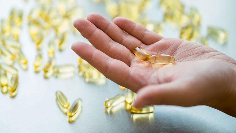 Người bị thoái hóa cột sống uống Glucosamined được không?