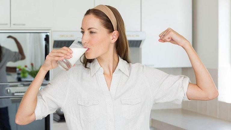 Những thức uống tốt cho xương khớp