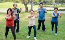 Thường xuyên tập thể dục cũng là biện pháp phòng ngừa tai biến mạch máu não hiệu quả