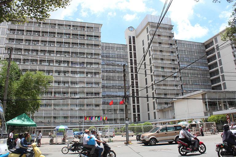 Bệnh viện siêu âm khớp gối