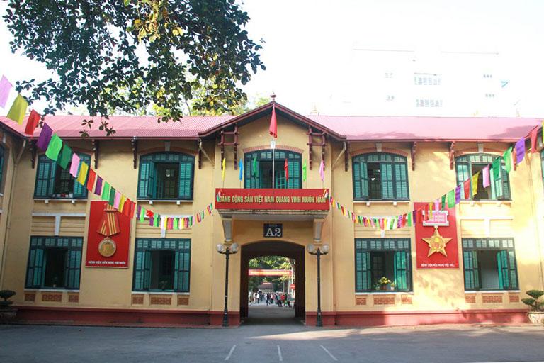 Bệnh viện Việt Đức chữa bệnh khớp gối