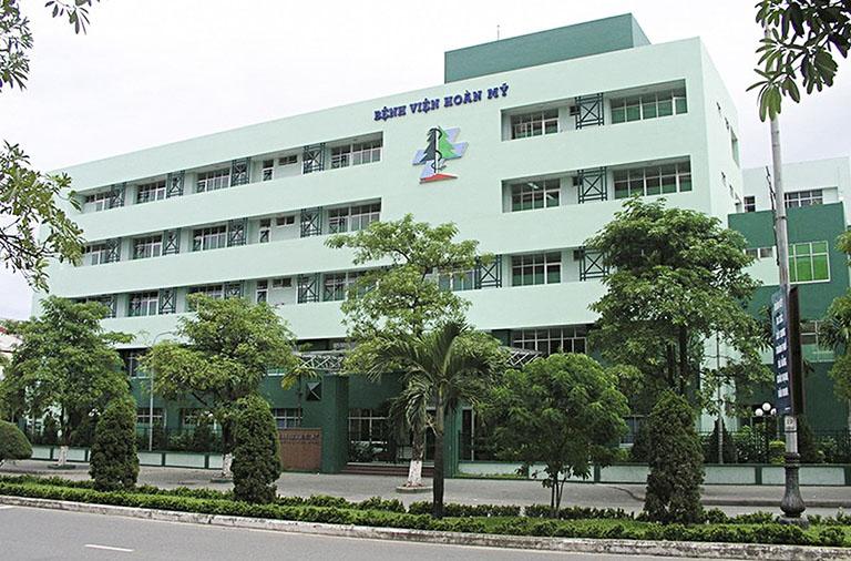 Bệnh viện Hoàn Mỹ Đà Nẵng siêu âm khớp gối