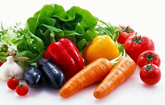 Suy nhược cơ thể ăn gì? Rau củ quả nên là lựa chọn số 1