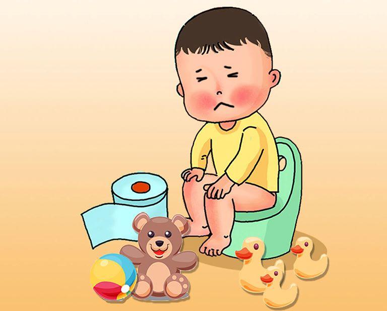 Trẻ em là đối tượng rất dễ bị táo