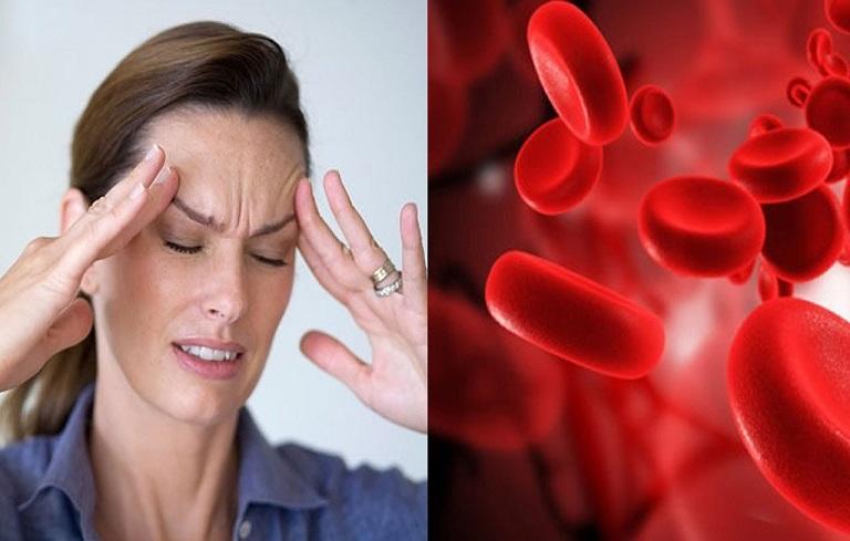 Thiếu máu do rong kinh cả tháng, rong kinh kéo dài sẽ khiến cho chị em thường xuyên căng thẳng, mệt mỏi, chóng mặt