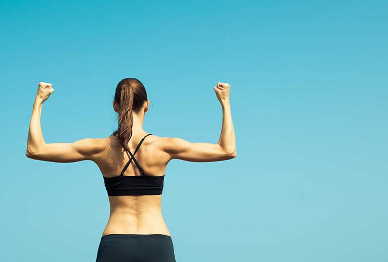 Duy trì sự linh hoạt cho xương khớp