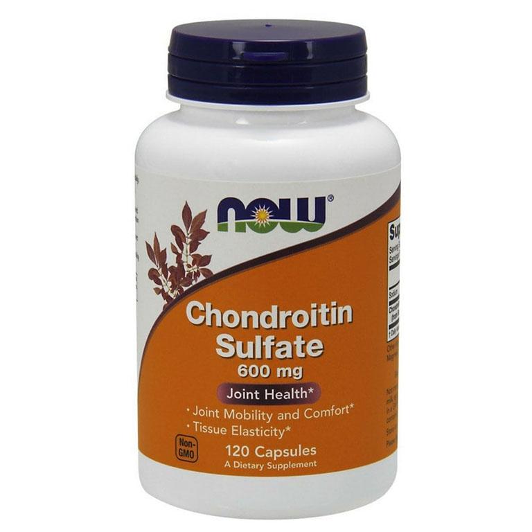 Thực phẩm chức năng chữa thoái hóa cột sống chondroitin