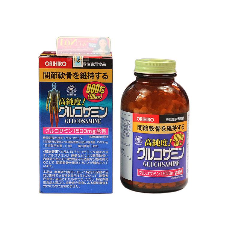 Sản phẩm chức năng chống thoái hóa khớp Glucosamine & Hyaluronic