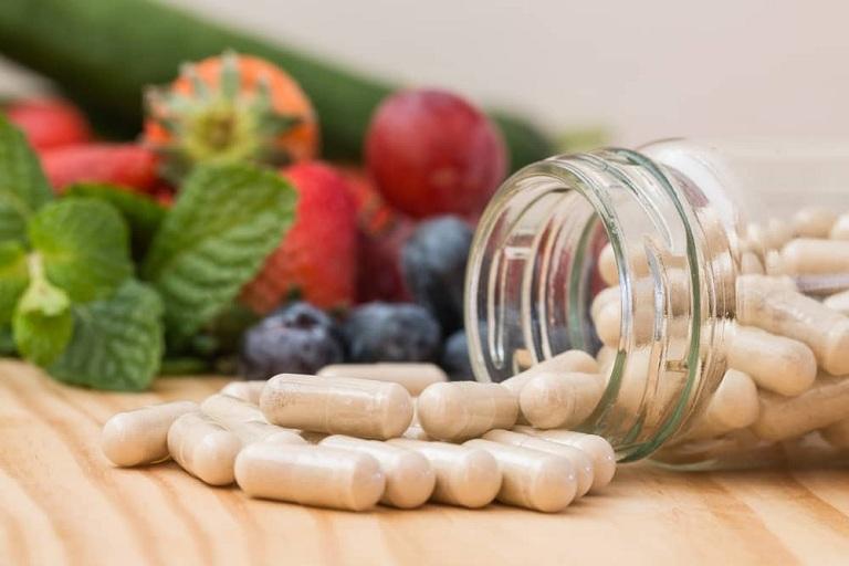 Lựa chọn thực phẩm chức năng cũng là phương pháp được nhiều người lựa chọn
