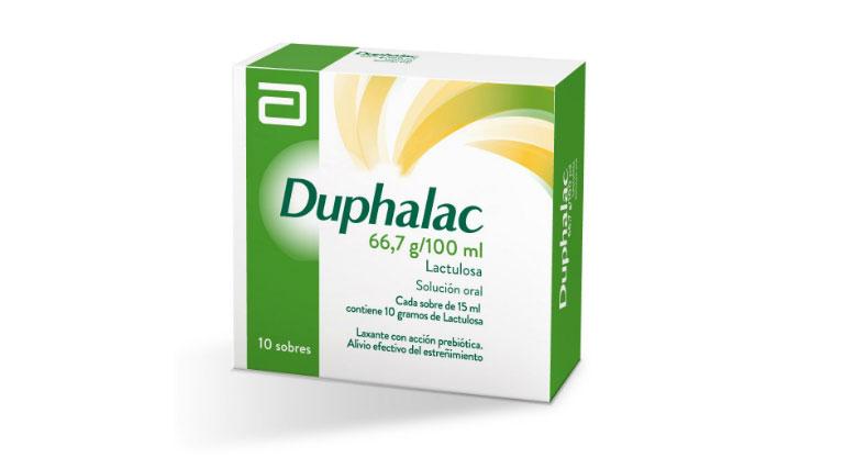 Duphalac là một trong những loại thuốc thường được dùng để trị táo bón