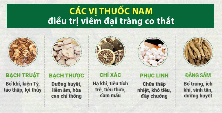 Công dụng của một số vị thuốc Nam