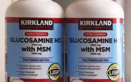 đánh giá Glucosamine Chondroitin của Mỹ