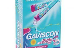 Thuốc Gaviscon phổ biến trong nhiều hiệu thuốc tân dược