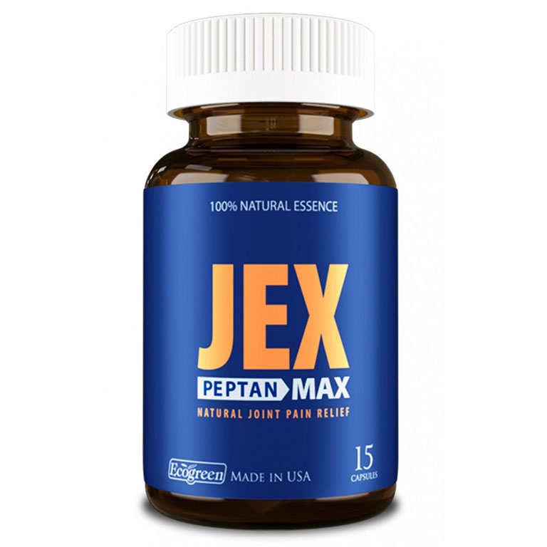 Thực phẩm chức năng chữa thoát vị đĩa đệm Jex Max