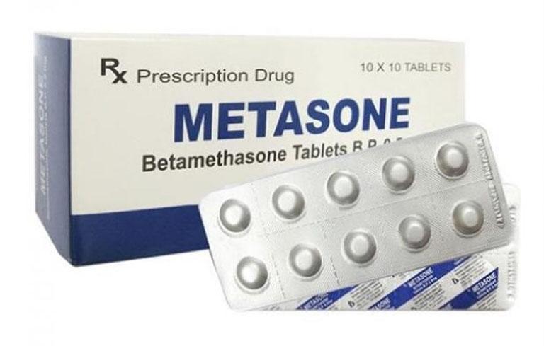 Metasone dạng viên uống