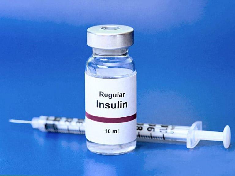 Phương pháp điều trị phổ biến là tiêm insulin