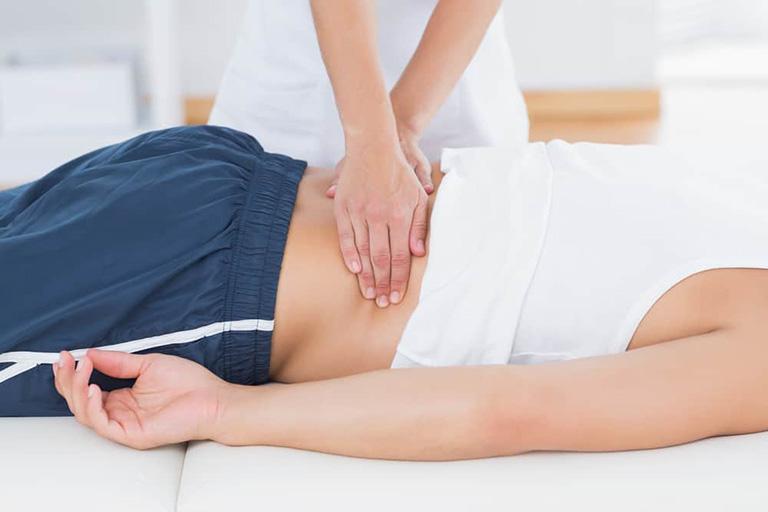 Vật lý trị liệu để cải thiện tình trạng đau nhức ở vùng thắt lưng