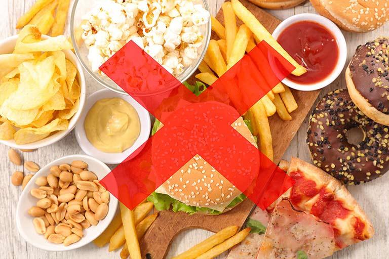 Thực phẩm tối kỵ dành cho người bệnh viêm đại tràng co thắt