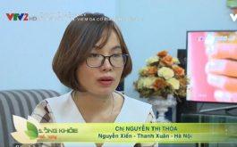 VTV2 giới thiệu bài thuốc Thanh bì Dưỡng can thang