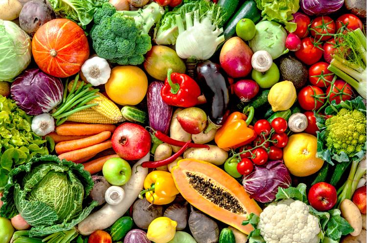Người bệnh nên tăng cường ăn rau củ quả để tăng cường phục hồi chức năng gan