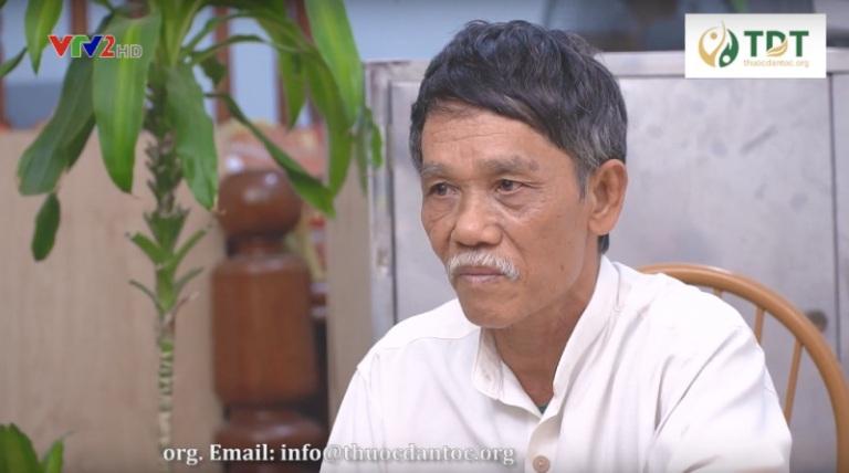 Bác Thành - Nhân vật thực tế trong phóng sự hành trình chữa bệnh dạ dày tại Thuốc dân tộc