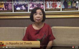 Bệnh nhân chữa đau vai gáy ở Đỗ Minh Đường