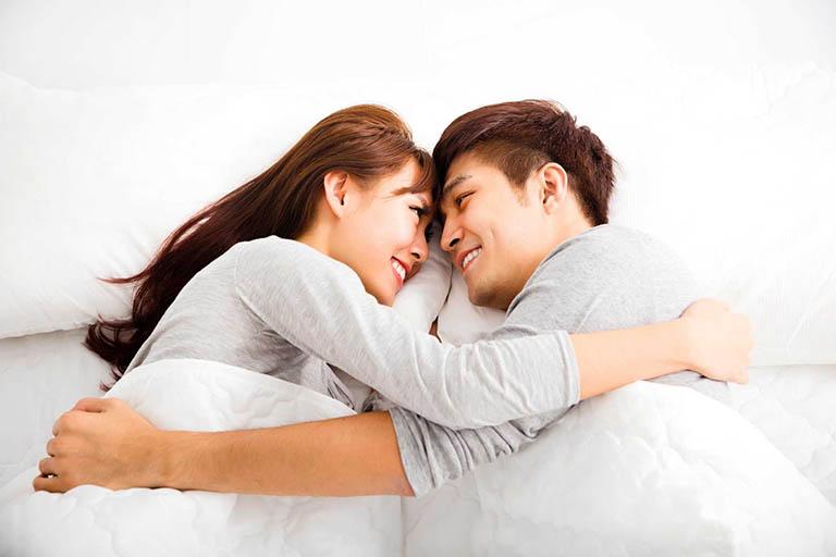 Kiêng quan hệ tình dục khi bị hắc lào