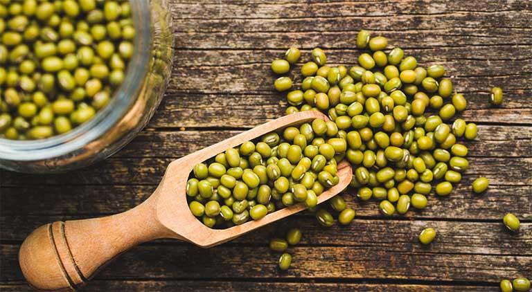 Hạt đậu xanh thật sự có công dụng chữa bệnh giời leo như lời đồn? - Thắc mắc của nhiều bạn đọc