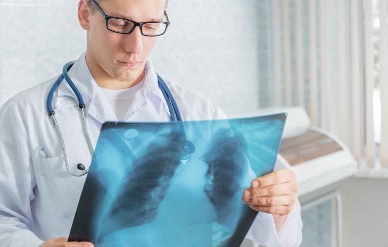 Chẩn đoán bệnh viêm tiểu phế quản bội nhiễm
