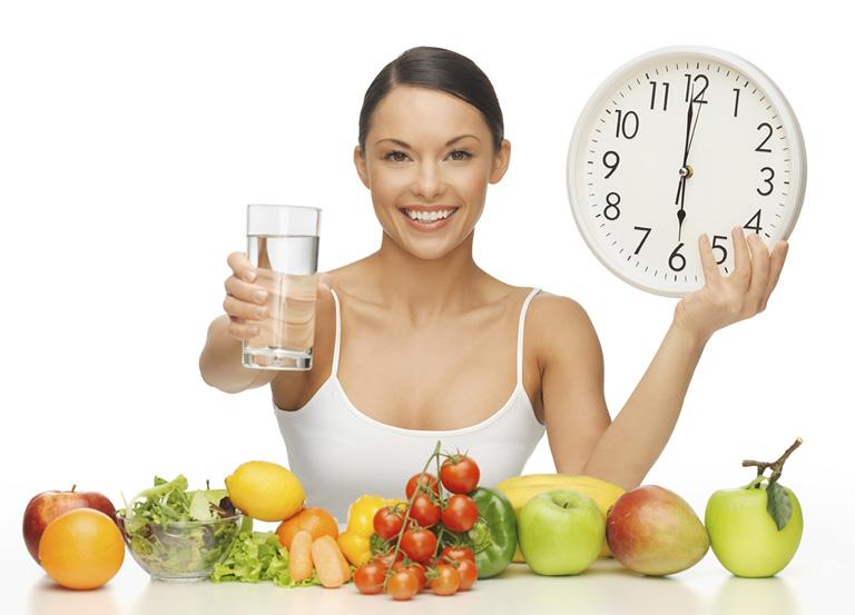 Chế độ ăn uống có thể tác động trực tiếp đến sức khỏe của mỗi người