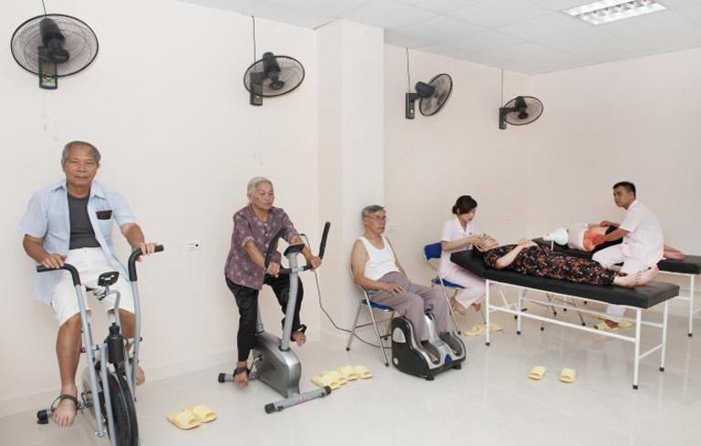 Chi phí sống ở viện dưỡng lão tại Việt Nam trung bình khoảng 7 triệu đồng/tháng