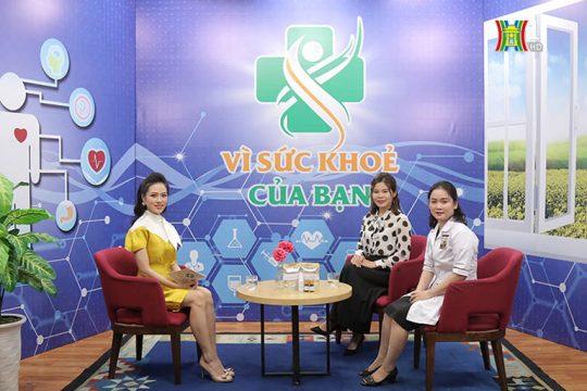Nhà thuốc Đỗ Minh Đường đồng hành cùng Đài truyền hình Hà Nội chủ đề bệnh phụ khoa