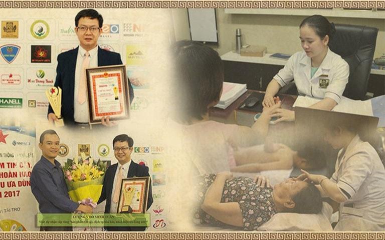 Đỗ Minh Đường là thương hiệu khám chữa bệnh bằng YHCT uy tín, chất lượng