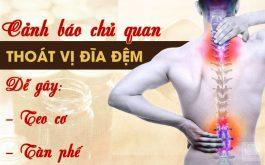 [Cảnh báo] Thoát vị đĩa đệm cổ, lưng: Cần điều trị sớm để tránh nguy cơ tàn phế, bại liệt
