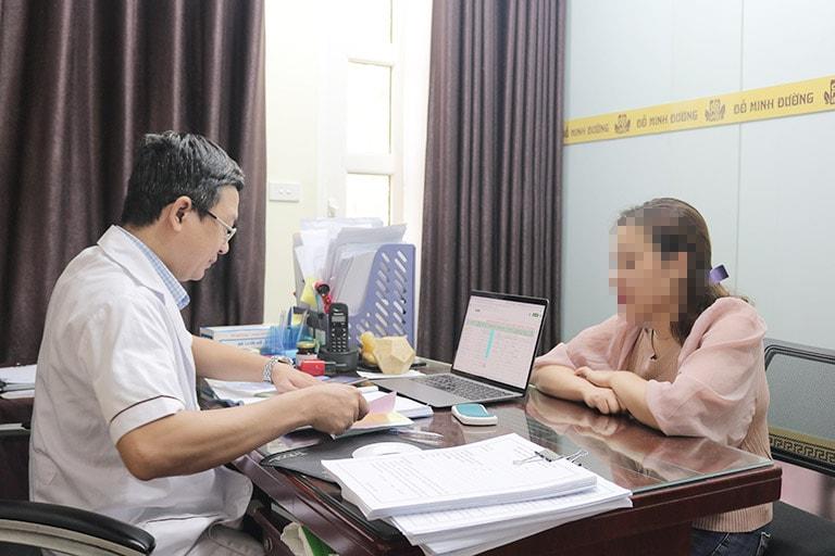 Hành trình chữa viêm họng cho chị Hường tại nhà thuốc Đỗ Minh Đường