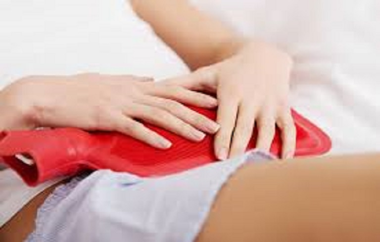 Cơn đau bụng kinh diễn ra chủ yếu do sự co bóp ở tử cung
