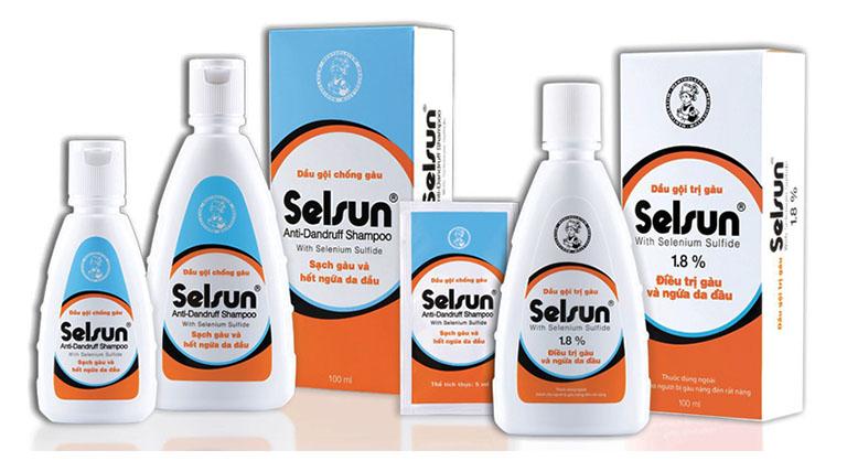 Dầu gội đầu Selsun là một sản phẩm thuộc thương hiệu của tập đoàn Dược phẩm Rohto - Mentholatum
