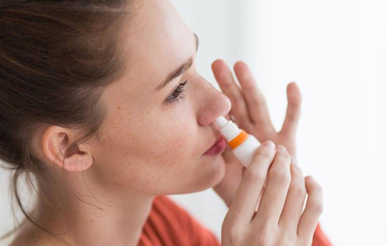 Điều trị viêm mũi dị ứng bằng thuốc kháng histamine