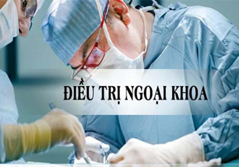 Điều trị viêm phần phụ bằng phương pháp ngoại khoa trong những trường hợp bệnh nặng